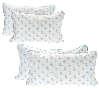 MyPillow Set of 2 Classic Pillows with Color Cording - H209190
