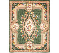 Royal Palace Special Edition Savonnerie 7' x 9' Wool Rug - H209290