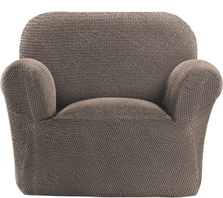 """As Is"" Paulato by Gaico ""1 Seater"" Stretch Furniture Cover"