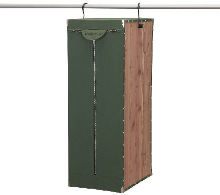 Household Essentials CedarStow Wardrobe StorageUnit