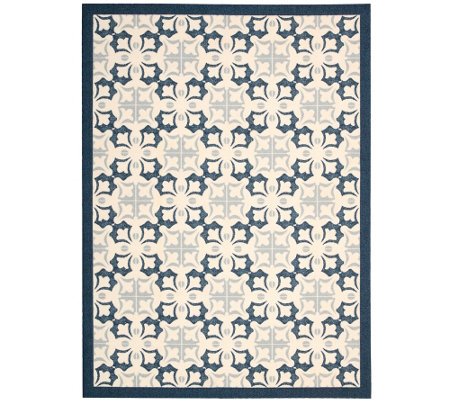 Enhance Geometric 8' x 10' Rug by Nourison