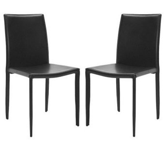 Karna Iron Dining/Side Chairs - Set of Two - H361390