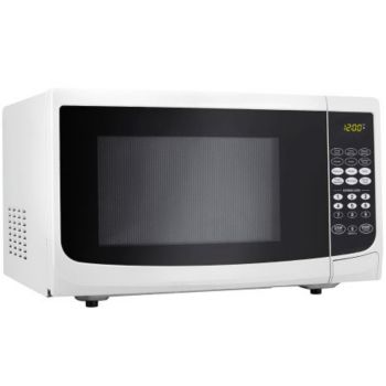 Danby 1.1 Cu. Ft. 1000W Countertop Microwave Oven - White