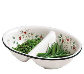 Pfaltzgraff Winterberry Divided Vegetable Bowl - H184391