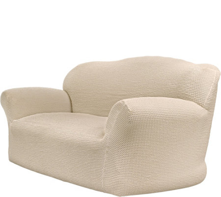 """As Is"" Paulato by Gaico ""2"" Seater Stretch Furniture Cover"