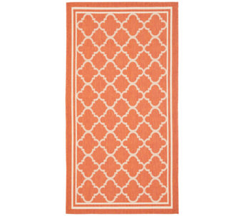 Safavieh Courtyard Classic Mosaic Indoor/Outdoor Rug 4' x 5'7 - H286591