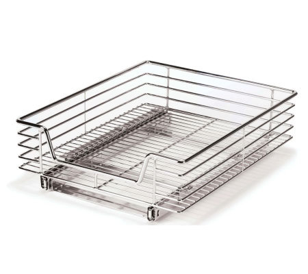 "Household Essentials Extra Deep 20"" Sliding Organizer"
