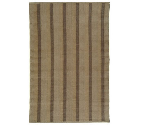 Thom Filicia 4' x 6' Durston Recycled Plastic Outdoor Rug