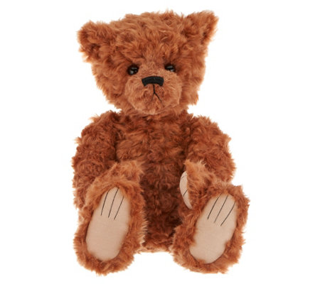 "Charlie Bears Collectible Griswald 18"" Growler Plush Bear"