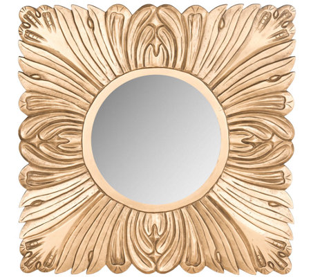 Acanthus Mirror by Safavieh