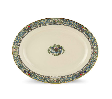 "Lenox Autumn 13"" Oval Platter"