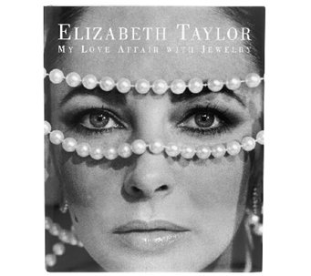 """Elizabeth Taylor: My Love Affair with Jewelry"" Book - H207093"