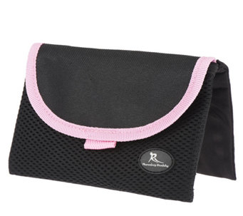 On the Go Belt-Free Pouch Plus with RFID by Lori Greiner - H210893