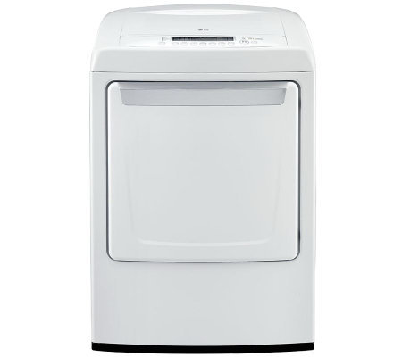 LG 7.3 Cu. Ft. Ultra Large Capacity Electric Dryer