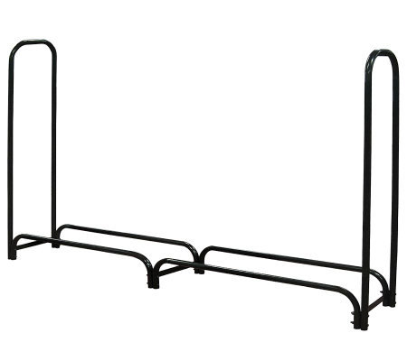 Landmann USA 8' Log Rack with Cover