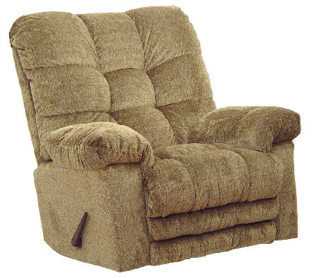 Catnapper magnum sage chaise rocker recliner for Catnapper magnum chaise recliner