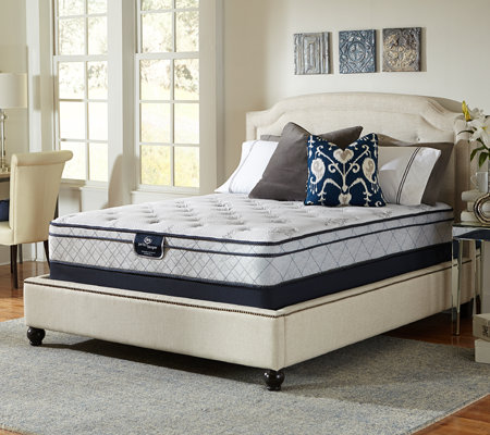 Serta Perfect Sleeper Glitz Euro Top Full Mattress Set