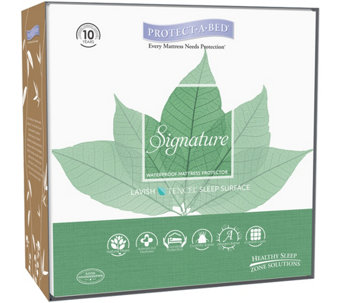 Protect-A-Bed Signature Series Queen Mattress Protector - H287993