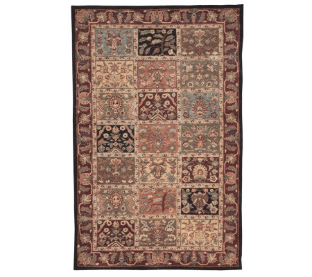 "Royal Palace Tabriz 5'3"" x 8'3"" 80 Line Rug"