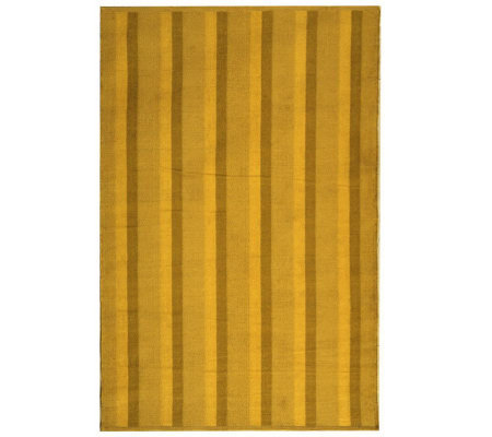Thom Filicia 5' x 8' Durston Recycled Plastic Outdoor Rug