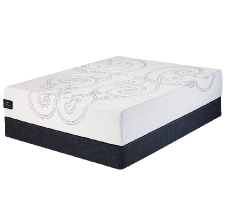 Serta Perfect Sleeper Elite Youthful Gel Memory Foam Queen Set