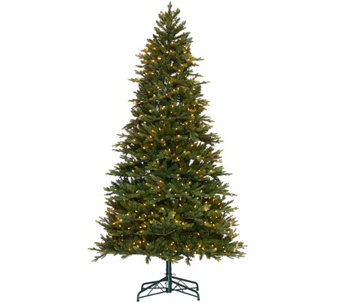 Bethlehem Lights 7.5' Lancaster Pine Tree with Instant Power - H208494