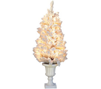 Bethlehem Lights Hudson Prelit 4' Urn Tree - H209494
