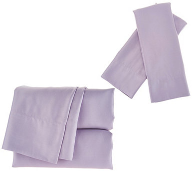 Northern Nights Rayon made from Bamboo Sheet Set w/ Extra Pillowcases - H214094