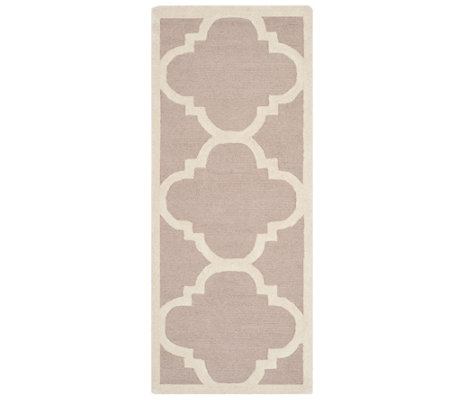 "Cambridge 2'6"" x 8' Rug by Valerie"