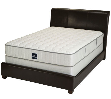 Serta Exhileration Cushion Firm King Mattress Set