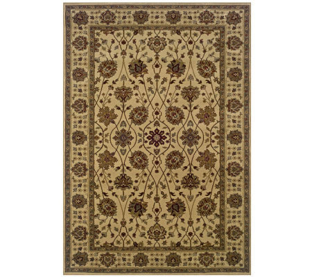 "Oriental Weavers Oscar 5' x 7'6""  Traditional Rug"
