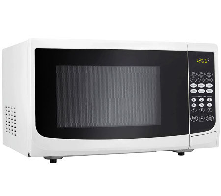 Danby 0.7 Cu. Ft. 700W Countertop Microwave Oven - White