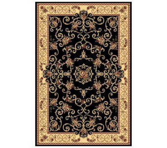 "Rugs America New Vision Souvanerie 3'11"" x 5'3""Rug - H140795"