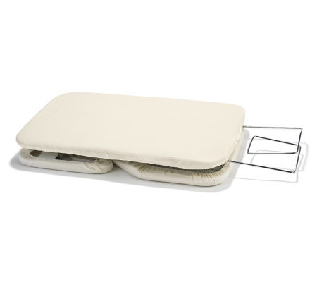 Charming Polder Reversible Tabletop Ironing Board