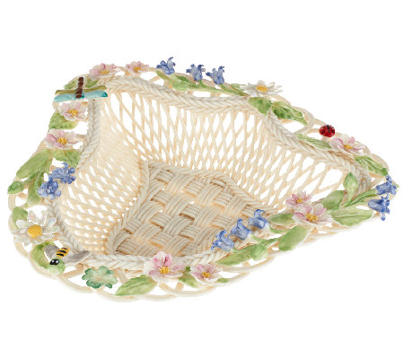 Belleek Annual Bell Basket
