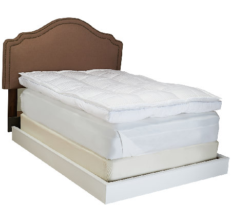 "PedicSolutions 3"" Memory Foam KG Wonderdown Mattress Topper"