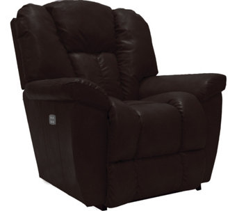 La-Z-Boy Maverick Oversized Power Rocker Recliner w/Memory Foam - H209095