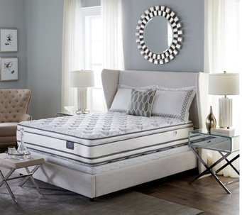 serta perfect sleeper hotel signature dual pillowtop twin matt set h214495