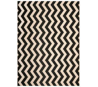 Safavieh 8' x 11' Vertical Zigzag Indoor/Outdoor Rug - H283095