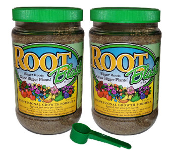 Rootblast Set of Two Growth Formula, 2.5-lb Jars - H283295