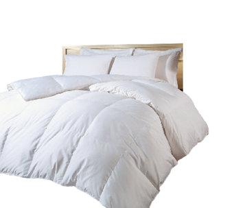 Blue Ridge 1000TC Cotton Down Alt Comf orter -Twin - H283695