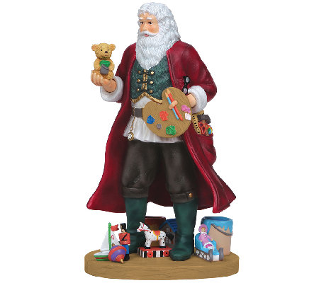 Limited Edition Creative Santa Figurine by Pipka