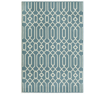 "Momeni Baja 6'7""x 9'6"" Indoor/Outdoor Rug - H288695"