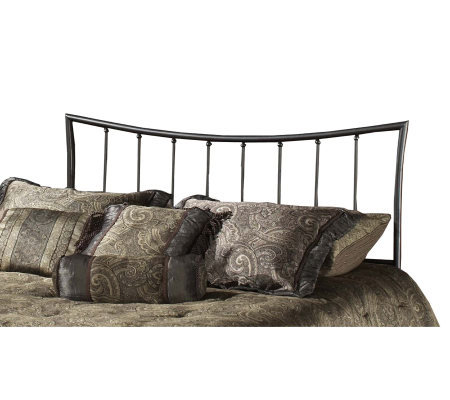 Hillsdale Furniture Edgewood Twin Headboard - Magnesium Pewter
