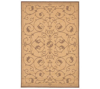 "Couristan Recife Veranda Indoor/Outdoor 7'6"" x10'9"" Rug - H175096"