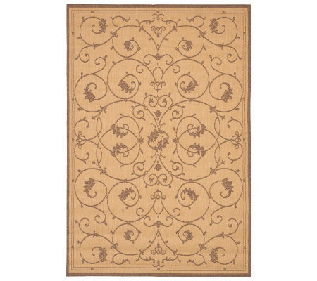 "Couristan Recife Veranda Indoor/Outdoor 7'6"" x10'9"" Rug"