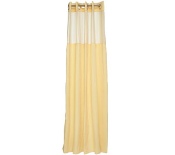 Hookless Waterfall Stripe 3 in 1 Shower Curtain - H207996