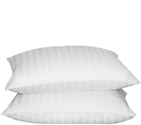 Blue Ridge 350TC 2-Pack of Goose Feather & DownPillows