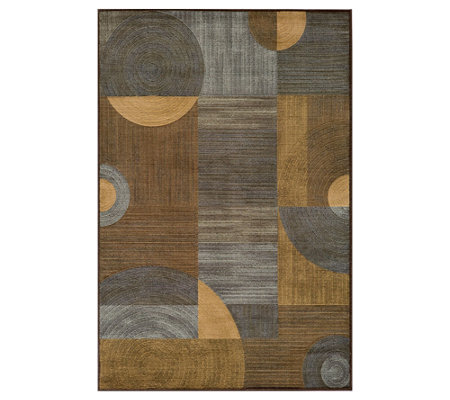 "Momeni Dream Elements 5' 3"" x 7' 6"" Polypropylene Rug"
