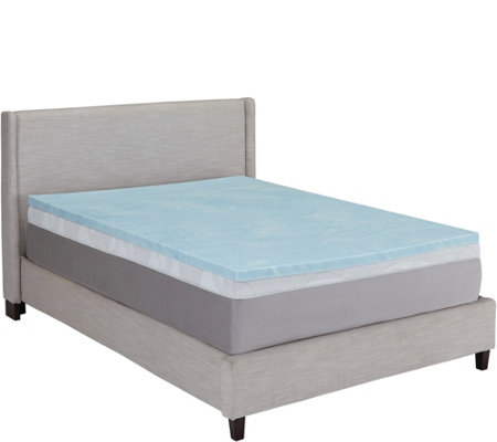 "ComforPedic by Beautyrest 2"" Gel Memory Foam King Topper"